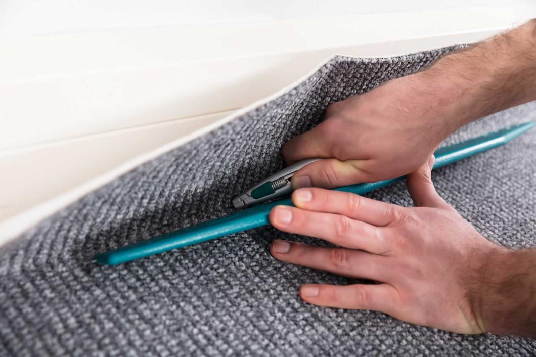 Step Onto Soft, New Carpeting